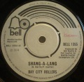 Bay City Rollers-Shang A Lang / Are You Ready For That Rock & Roll
