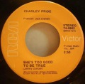 Charley Pride-She's That Kid / She's Too Good To Be True