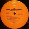 Charlie Daniels Band, The-Midnight Wind