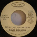 David Houston-The Day That Love Walked In