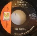 Del Reeves-Son Of A Coal Man