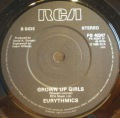 Eurythmics-There Must Be An Angel (Playing With My Heart) / Grown Up Girls