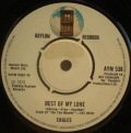 Eagles-Best Of My Love / Midnight Flyer