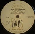 Eurythmics-Love Is A Stranger / Monkey, Monkey