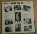 Fabian-Hold That Tiger!,