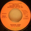 Freddie Hart And The Heartbeats-Super Kind Of Woman / Mother Nature Made A Believer Out Of Me
