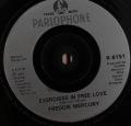 Freddie Mercury-The great pretender / Exercises in free love