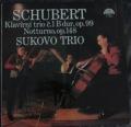 Franc Schubert / Sukovo trio