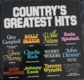 Glen Campbell / Dolly Parton / Willie Nelson / Linda Ronstadt / Anny Murray aj.-Country´s Greatest Hits