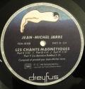 Jean Michel Jarre-Les chants magnétiques