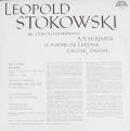 Leopold Stokowski / Česká filharmonie-A. N. Skrjabin Le Poéme de L ´extase / Edward Elgar Enigma