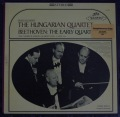 Ludwig van Beethoven / The Hungarian Quartet