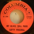 Lefty Frizzell-She's Gone / My Blues Will Pass