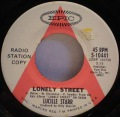 Lucille Starr-Lonely Street / Cry, Cry Darlin'