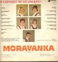 Moravanka-Kyjovjaci to su chlapci
