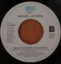 Michael Jackson-Black or white / Black or white (instrumental)