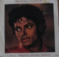 Michael Jackson-Pretty young thing / This place hotel
