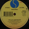 Madonna-Act of Contrition / Like a Prayer