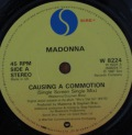 Madonna-Causing a Commotion / Jimmy Jimmy