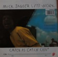 Mick Jagger-Let´s work / Catch as catch can