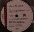 Marc Almond-Only the moment / Real evil