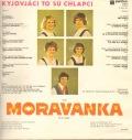 Moravanka-Kyjovjáci to su chlapci