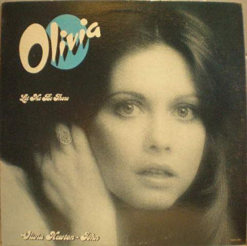 "Olivia Newton-John: Let Me Be There - Vinyl(33"" LP)"