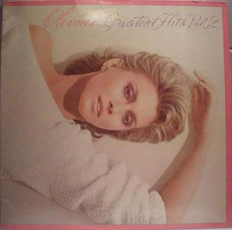 "Olivia Newton-John: Greatest Hits Vol. 2 - Vinyl(33"" LP)"