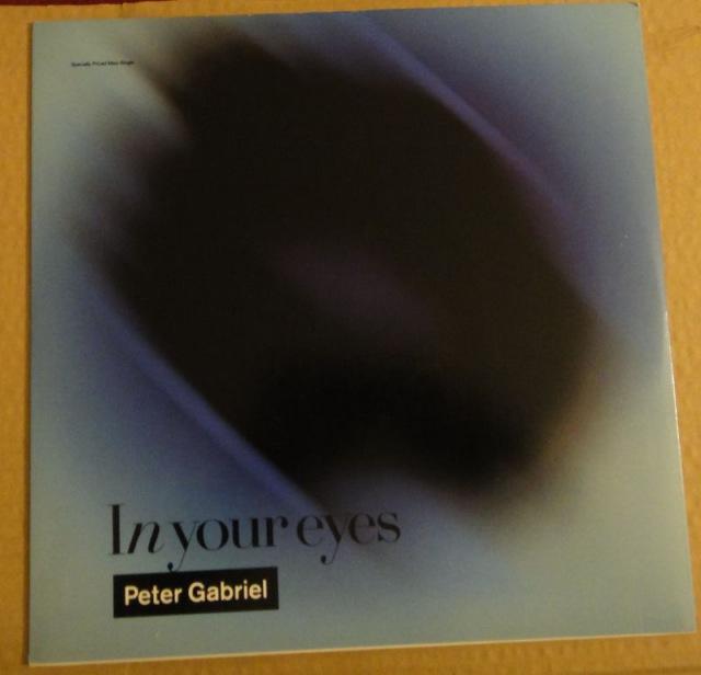 "Peter Gabriel: In Your Eyes - Vinyl(12"" Maxi)"