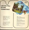 Petra Cernocka-Lidi se ptej