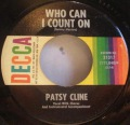 Patsy Cline-Crazy / Who Can I Count On