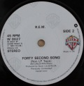 REM-Shiny Happy People/Forty Second Song