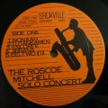 Roscoe Mitchell-The Solo Concert