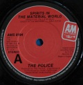 The Police-Spirits In The Material World/Low Life
