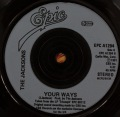 The Jacksons-Walk right now / Your ways