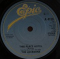 The Jacksons-This place hotel / Pretty young thing (p.y.t.)