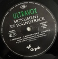 Ultravox-Monument: The Soundtrack