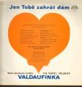 Valdaufinka-Jen Tobe zahrat dam
