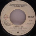 Bootsy's Rubber Band-Jam Fan (Hot) / She Jam (Almost Bootsy Show)