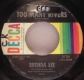 Brenda Lee-No One / Too Many Rivers