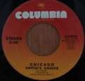 Chicago-Critic´s Choice / Just you ´n ´me