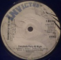 Chairmen Of The Board-You've Got Extra Added Power In Your Love / Everybody Party All Night