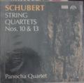 Franc Schubert / Panocha Quartet