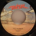Foxy-Hot Number / Call It Love