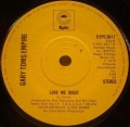 Gary Toms Empire-Drive My Car / Love Me Right