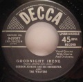 Gordon Jenkins And His Orchestra And Weavers-Goodnight Irene / Tzena, Tzena, Tzena
