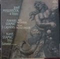 Josef Mysliveček / Antonín Stamic / Karel Stamic-4 Trios / Ars Rediviva / Trio Sonata