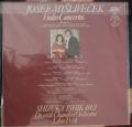 Josef Mysliveček / Shizuka Ishikawa / Dvořák Chamber Orchestra / Libor Pešek-Violin Cancertos