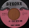 Janet Moore-One of his fools / If I talk with him