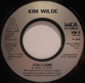 Kim Wilde-You Came / Stone